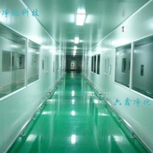 广州电子无尘车间图片