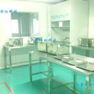 广州无尘彩钢板装修施工图片