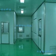 供应广东彩钢板风淋室,彩钢板单人风淋室,彩钢板净化装修