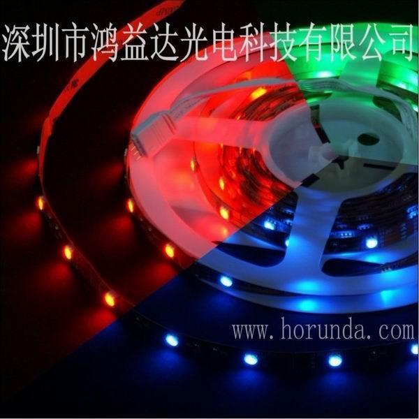 供应LED3528贴片不防水软光条图片