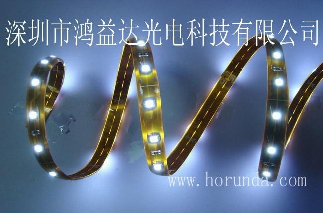 供应LED5050不防水软灯带图片