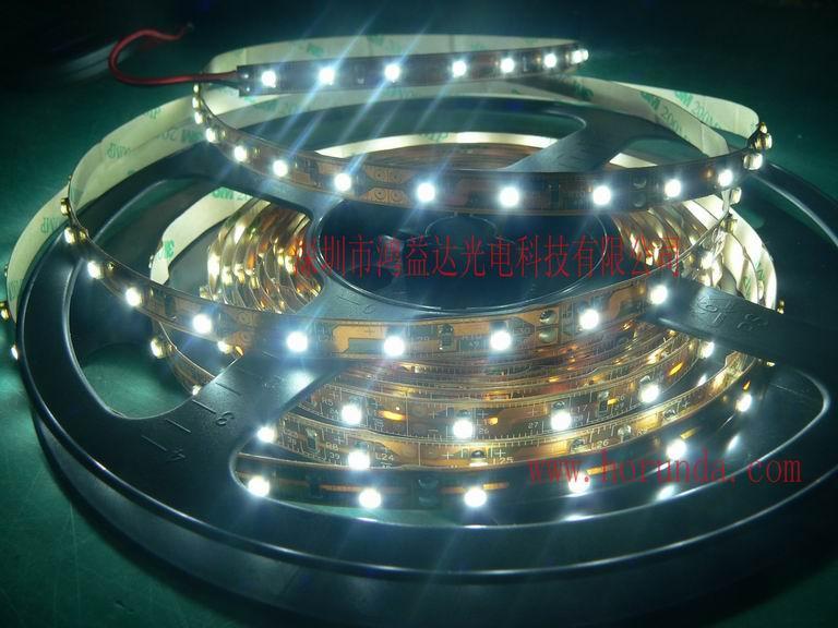 供应3528贴片光条LED柔性灯带图片