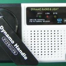 供应手摇双波段收音机/LED电筒/手机应急充920型批发
