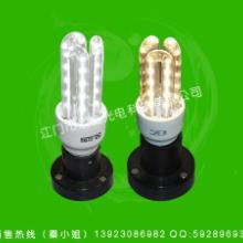 供应室内黄光一分钱LED节能灯省电耐用图片
