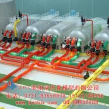 供应浏阳河油气储运模型