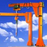 山东定柱式旋臂起重机供应商_泰安定柱式旋臂起重机 山东定柱式旋臂起重机价格和厂家