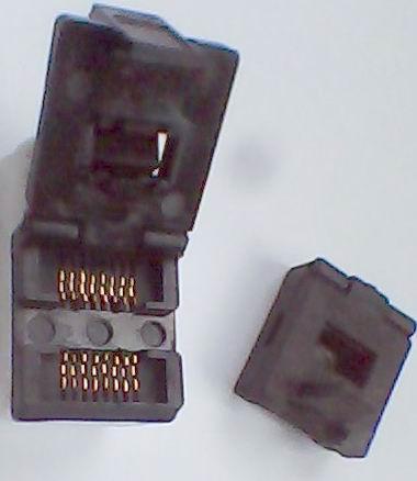 SOP-16老化测试夹具