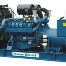 环保发电机/发电机组应用