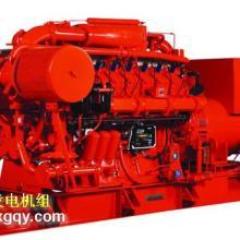 供应环保设备燃气发电机组