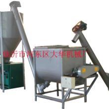 供应腻子粉搅拌包装一体机,成套干粉混合计量包装设备,干粉砂浆生产设备