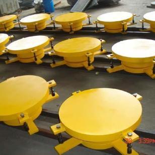 GJGZ型钢结构减震球型钢支座图片