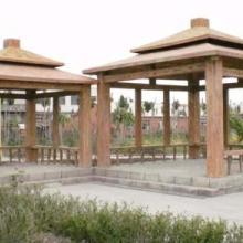 供应仿木凉亭仿木制品保护树木从佳木斯景观雕塑做起