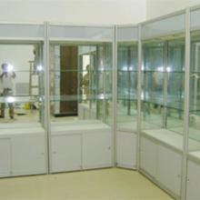 供应宁波样品间展示架,精品展示柜,玻璃展示柜,展览展示架,款式多种!图片