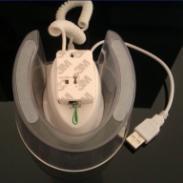 平板电脑防盗器/IPAD充电报警器/图片