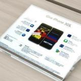 供应平板电脑展示架/IPAD宣传册//数码产品展示标签/价格签