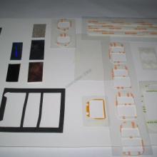 供应保护膜半切机切膜机量产打样机激光模切机批发