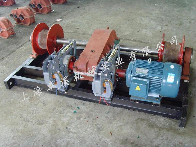 供应2jkjm-2t双筒卷扬机