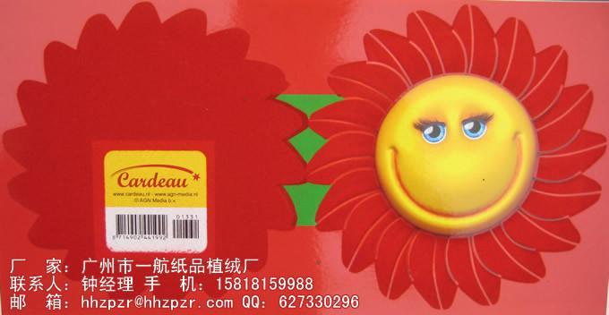 广州市一航纸张植绒厂
