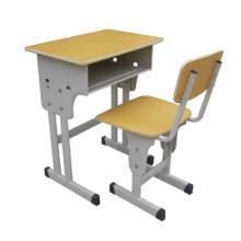 供应课桌椅固定课桌升降课桌单人桌