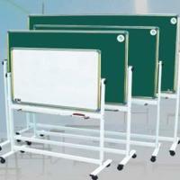 供应 教学黑板白板双面板活动黑板