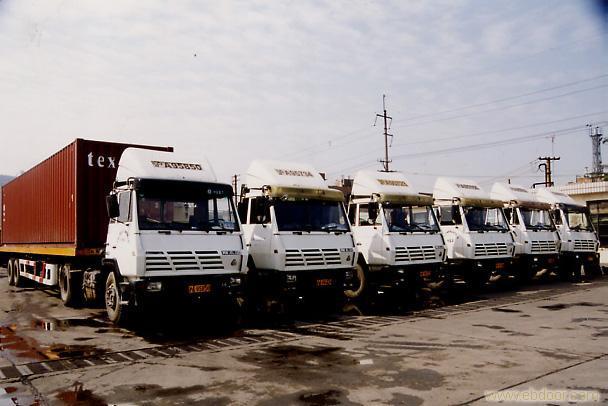 供应黄埔新港集司码头市港澳码头拖车队