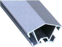 供应3分120度角柱 HB-164 展览器材、灯箱配件、广告器材