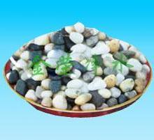 卵石纯色卵石黑色卵石