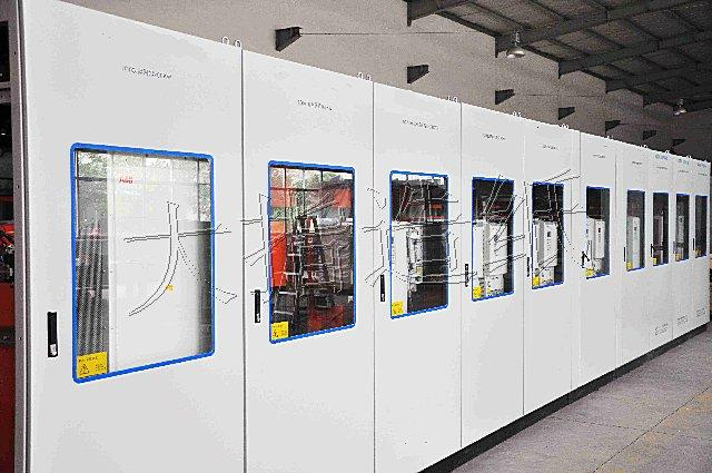 供应纸机传动系统