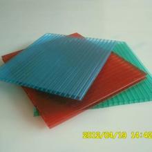 供应西安阳光板西安优质阳光板PC耐力板颗料板阳光板工程安装图片