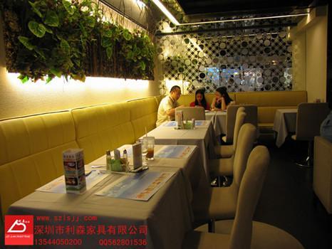 西餐厅家具_西餐厅家具装饰图_西餐厅圣诞节布置