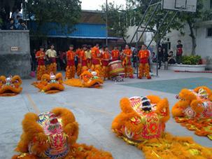 佛山阿凡提庆典策划公司提供专业醒狮舞龙表演