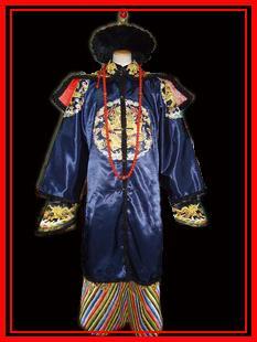 清朝皇后朝珠画像_清朝朝服图片展示_清朝朝服相关图片下载