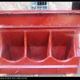 供应猪槽模子/猪槽磨具,3孔猪槽磨具