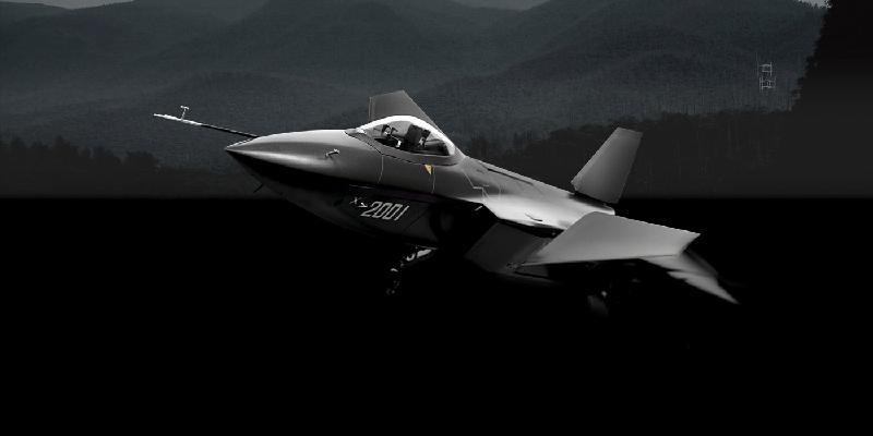 歼20飞机模型图片