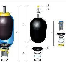 供应轮船储能器气囊生产厂家直销批发报价电话