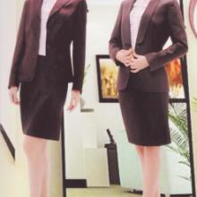 供应订做办公室女套装制服