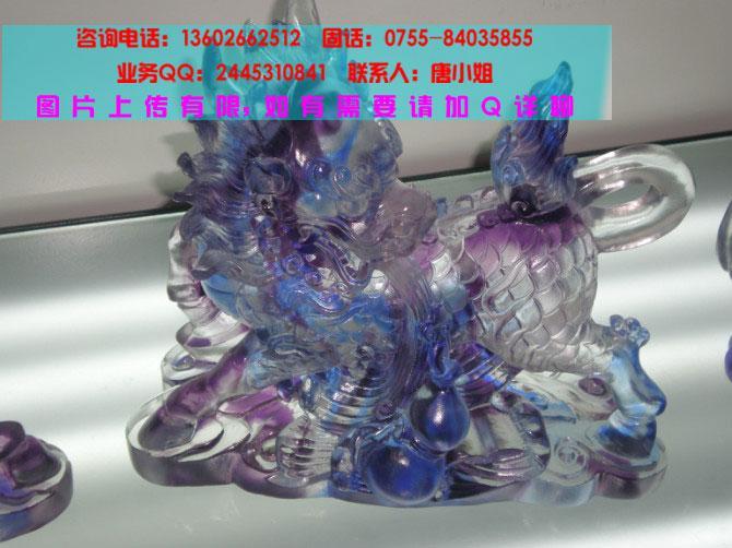 海南琉璃厂家琉璃工艺品摆件销售