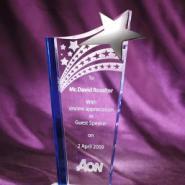 兰州爱心活动纪念品募捐活动奖杯供图片
