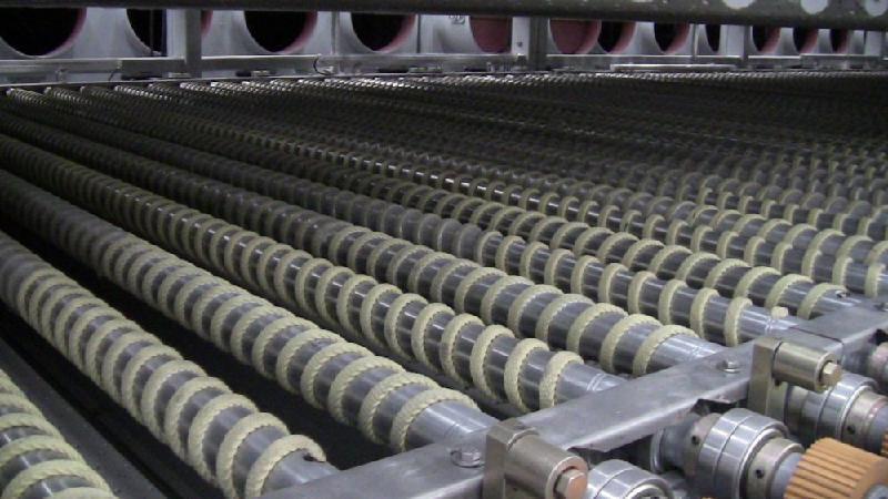 供应钢化炉专用高温芳纶绳