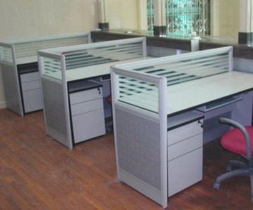 供应开封简约办公桌椅定做_开封办公职员桌_组合系列屏风工位尺寸定做