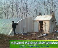 供应内蒙赤峰大棚骨架温室技术图片