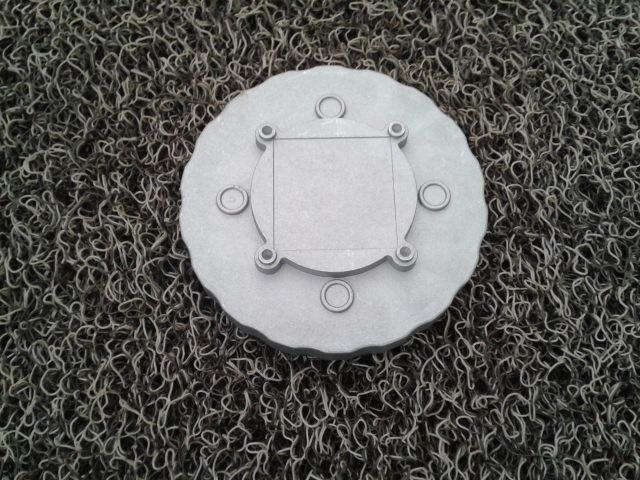 供应铝压铸件选择常熟市金陵五金制品厂图片