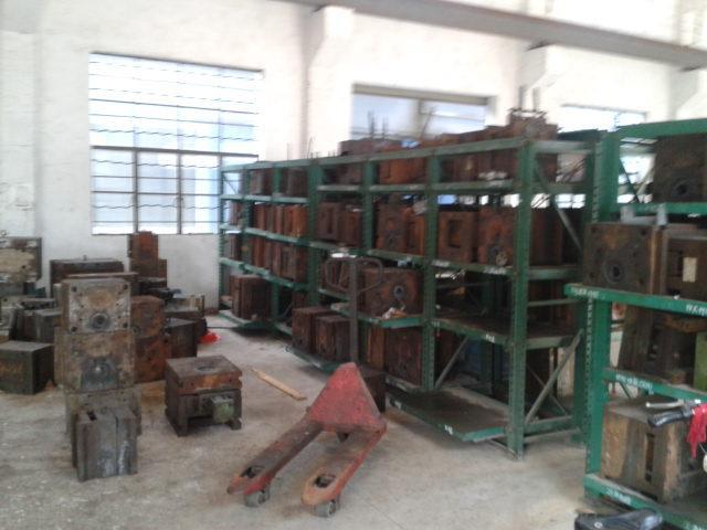 供应常熟压铸厂家图片