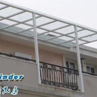 供应武汉阳光房彩铝型材钢化玻璃