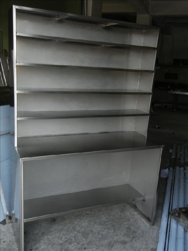 供应不锈钢药品展示柜加工制作