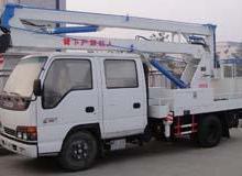 供应16米高空架线作业车,24米高空作业车,20米高空架线车批发