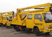 供应20米高空架线车,12米路灯维修车,14米高空作业车批发