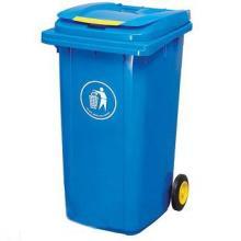 供应现货供应潍坊塑料环卫户外垃圾桶批发