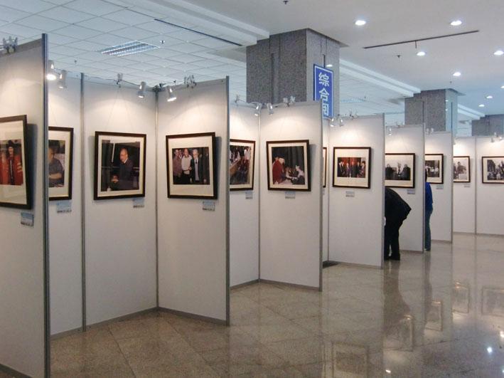 书画展展览屏风展板图片 书画展展览屏风展板样板图 书画展展览屏风