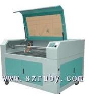 模切板激光切割机-深圳红宝石品牌图片